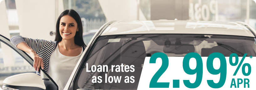Low Rates on Auto Loans