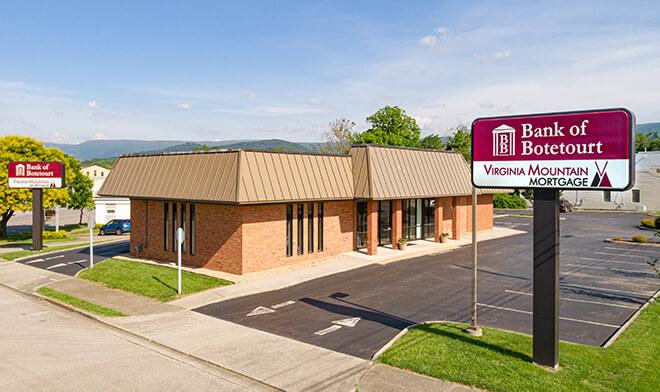 Bank of Botetourt Salem Office