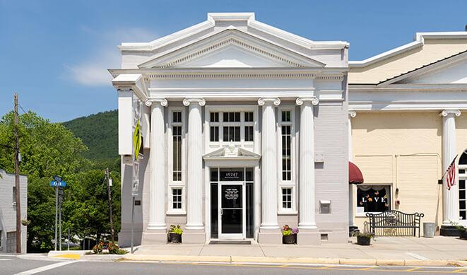 Bank of Botetourt Buchanan Office