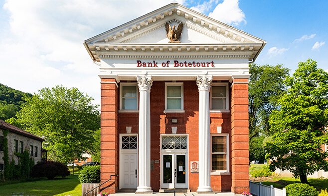 Bank of Botetourt Eagle Rock Office